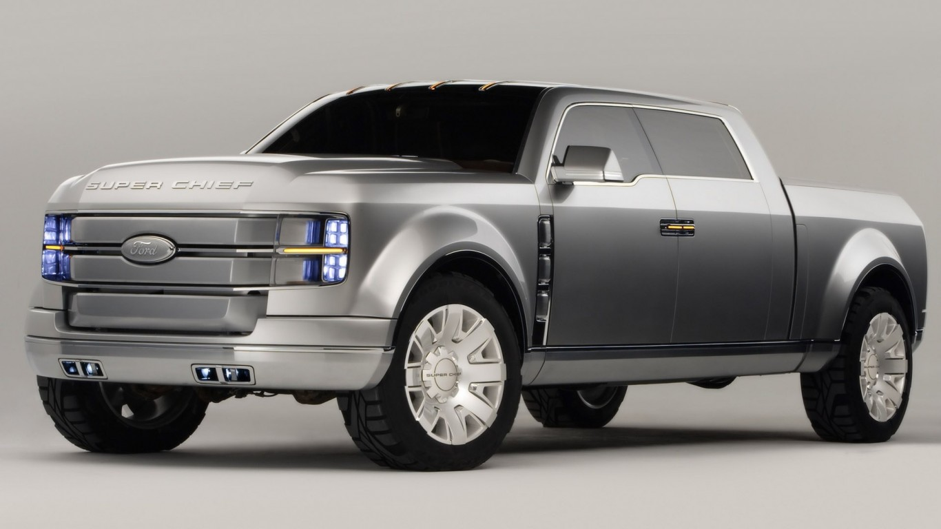 2006 Ford F 250 Super Chief Concept