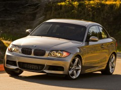 BMW 1 Coupe E82 135i 2008 USA