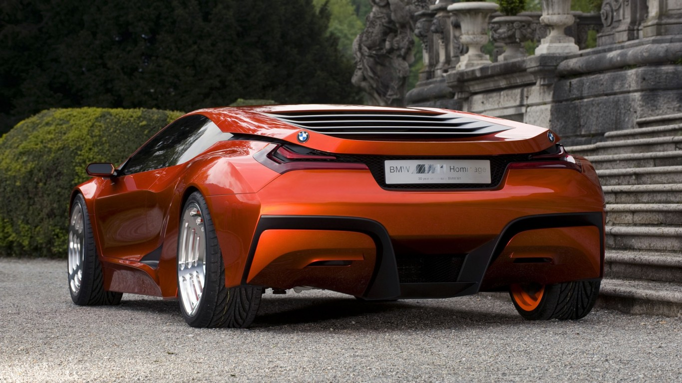 wallpapers-catalogue - car wallpaper - bmw m1 concept in