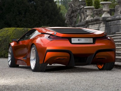 Car wallpaper - BMW M1 Concept