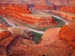 Utah wallpapers - Colorado River From Dead Horse Point State Park