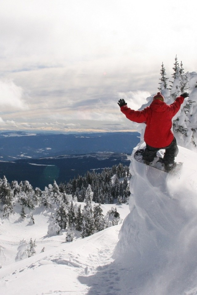 extreme snowboarding wallpapers - photo #19