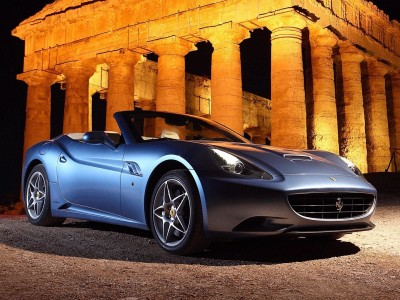 Ferrari California photo wallpapers