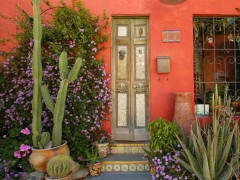 Restored Historic Home, Tucson, Arizona