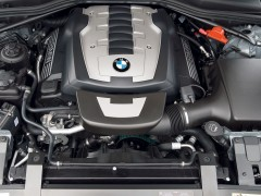 Bmw 650i Coupe engine