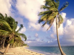 Ocean wallpapers - Punta Cana, Dominican Republic