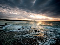 Sea wallpapers - sea sunset